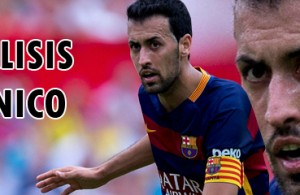 futbolcarrasco análisis tácnico sergi busquet fc barcelona
