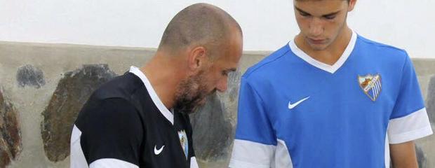 futbolcarrasco david cabello entrenador academia