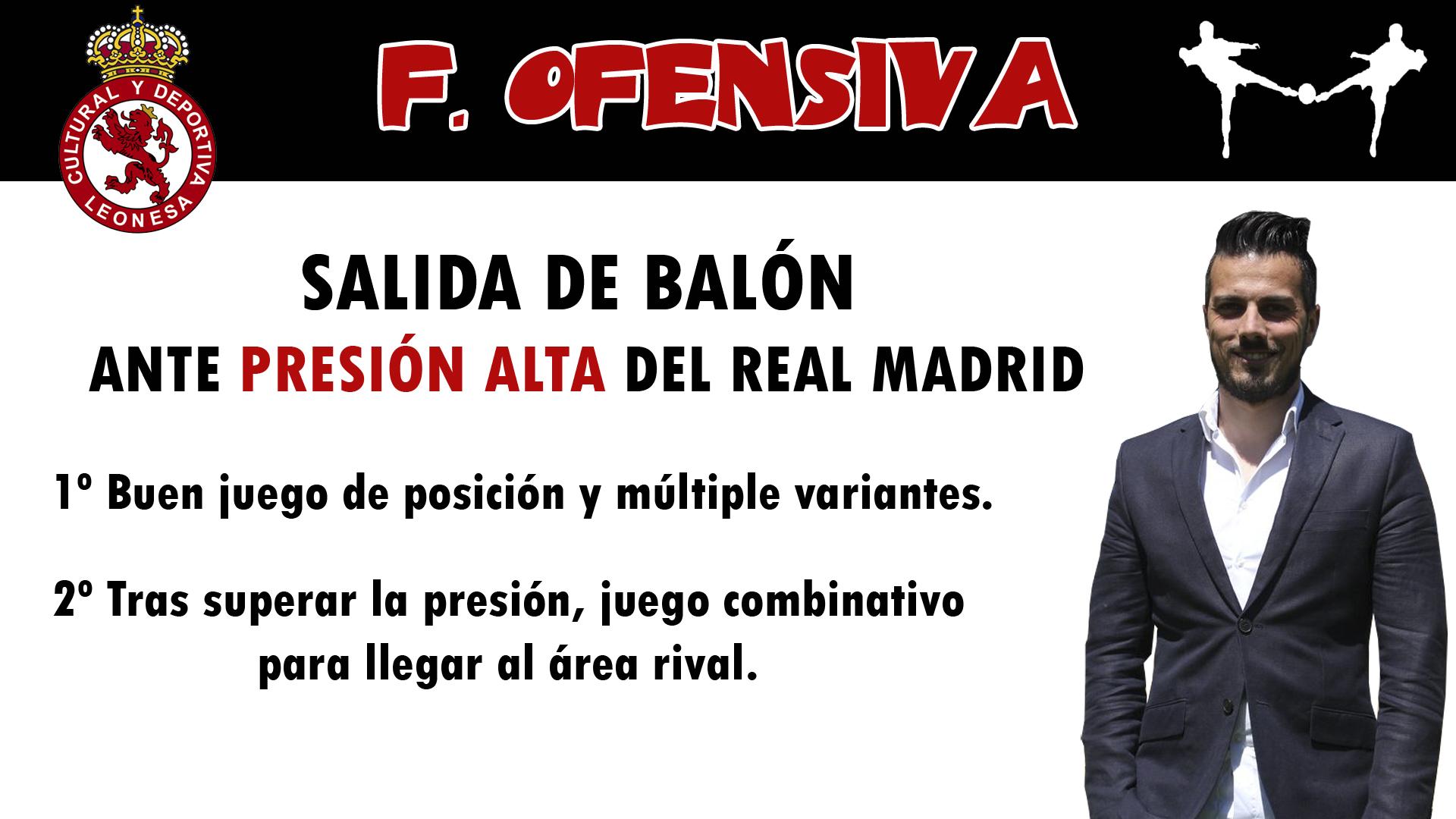 futbolcarrasco cultural leonesa analisis tactico jugador salida balon real madrid zidane