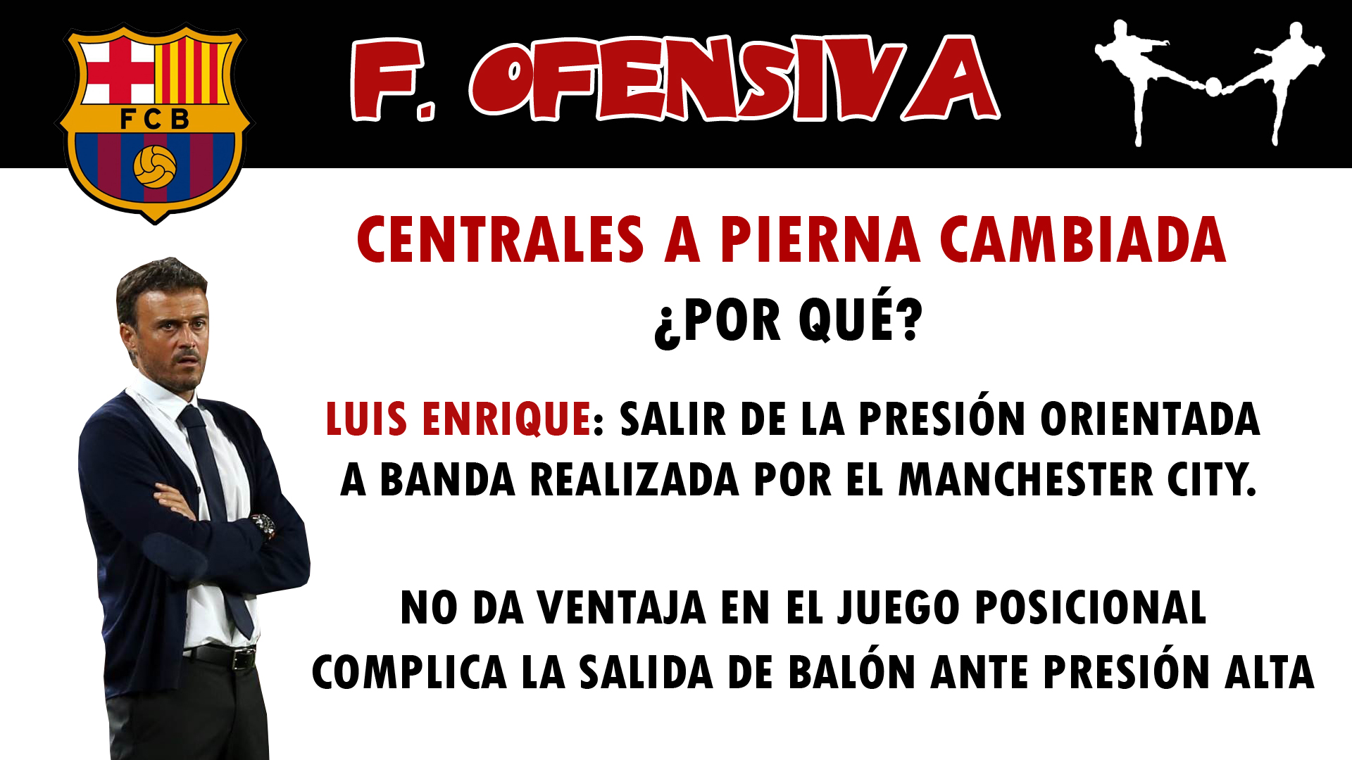 futbolcarrasco luis enrique fc barcelona champions manchester city analisis tactico