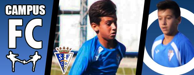 fútbol carrasco summer camps sanluqueño campus élite infantil profesional