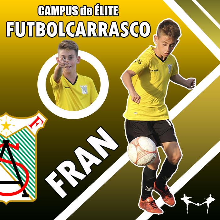 fútbol carrasco campus élite summer camps málaga femenino cádiz sevilla Málaga alevín