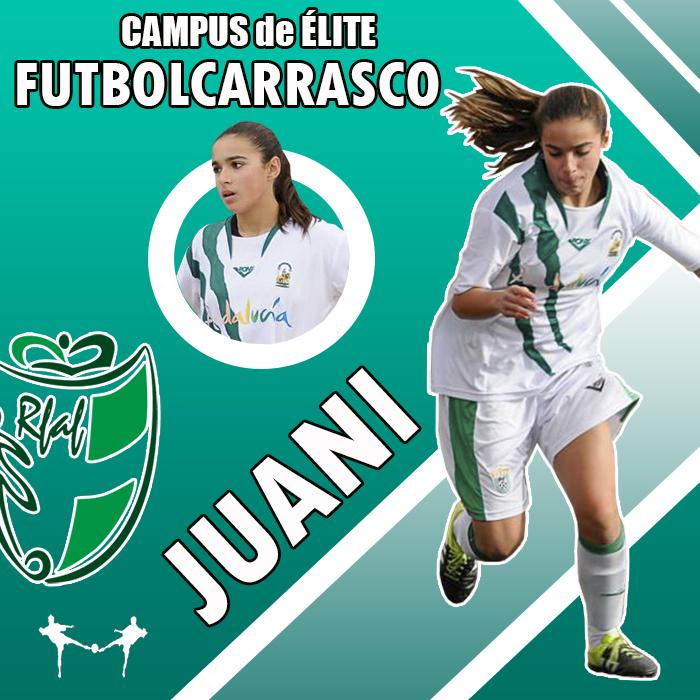 fútbol carrasco campus élite summer camps málaga femenino cádiz sevilla Málaga córdoba