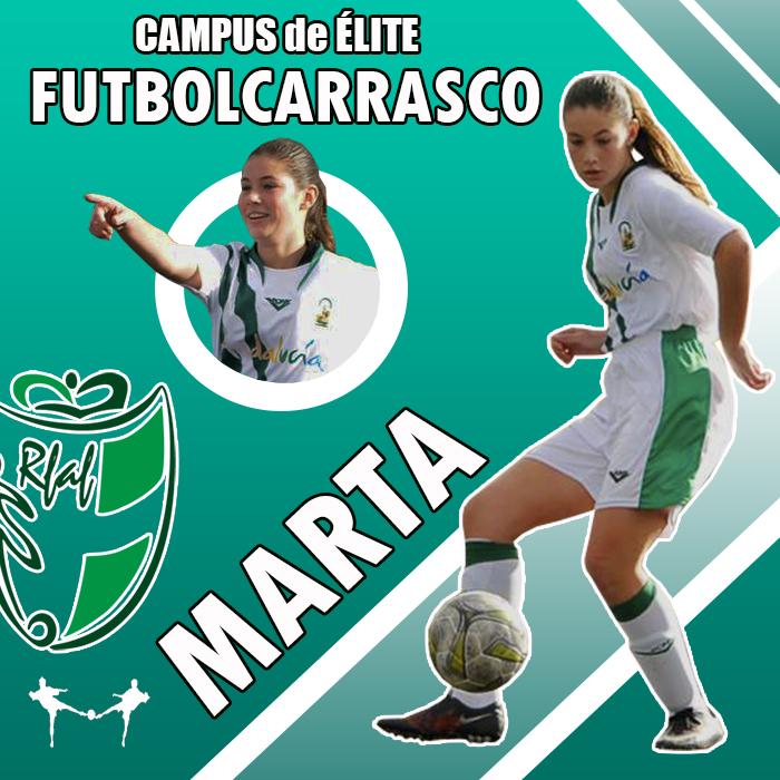 fútbol carrasco campus élite summer camps línea femenino