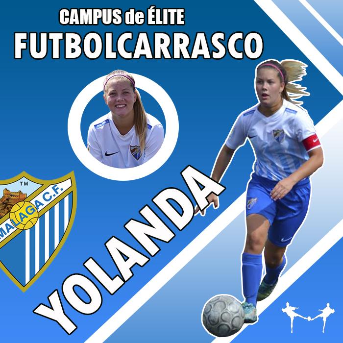 fútbol carrasco campus élite summer camps málaga femenino cádiz Huelva