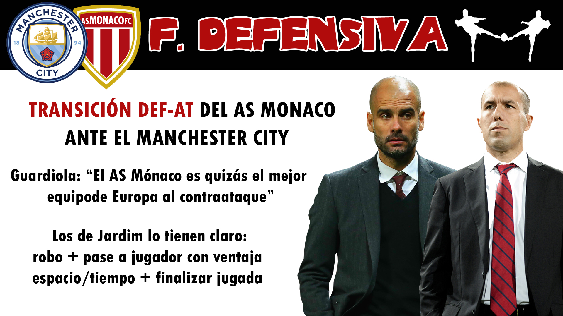 futbolcarrasco guardiola jardim contraataque monaco manchester city champions league falcao
