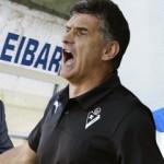 futbolcarrasco eibar mendilibar presión alta entrenador fase defensiva