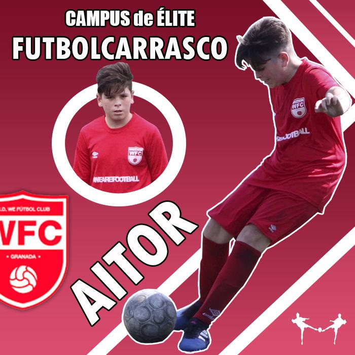fútbol carrasco campus élite summer camps málaga femenino cádiz sevilla Málaga cadete sevilla infantil entrenamientos profesionales infantil cadete granada we cf