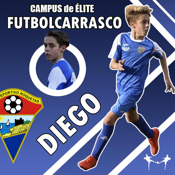 fútbol carrasco campus élite summer camps málaga femenino cádiz sevilla Málaga cadete sevilla infantil entrenamientos profesionales infantil alevín almería