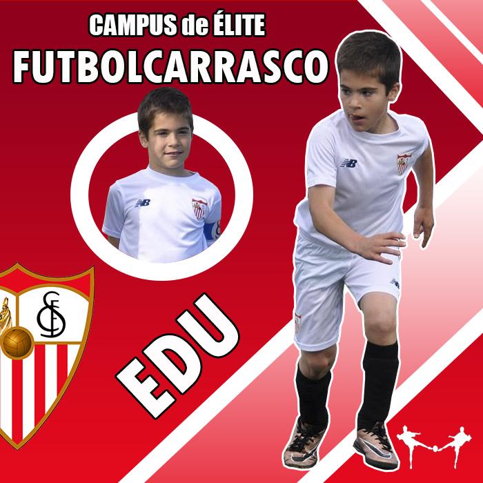 fútbol carrasco campus élite summer camps málaga femenino cádiz sevilla Málaga cadete sevilla infantil entrenamientos profesionales sevilla fc benjamín