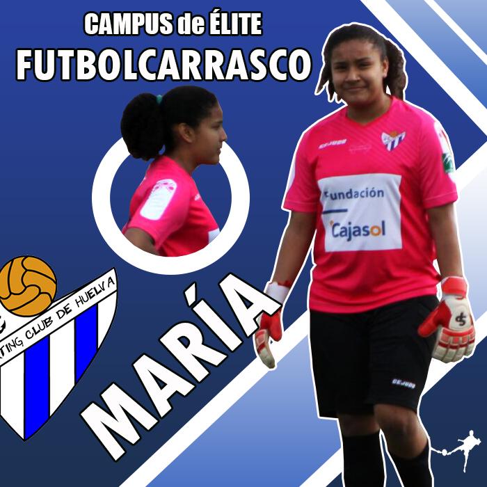 fútbol carrasco campus élite summer camps granada femenino huelva málaga portero