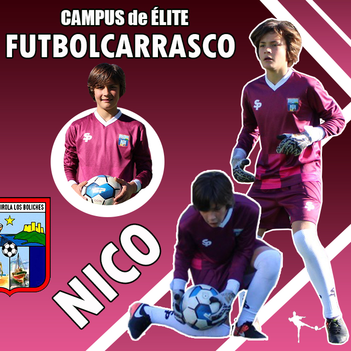 fútbol carrasco campus élite summer camps málaga femenino cádiz sevilla Málaga cadete infantil portero fuengirola