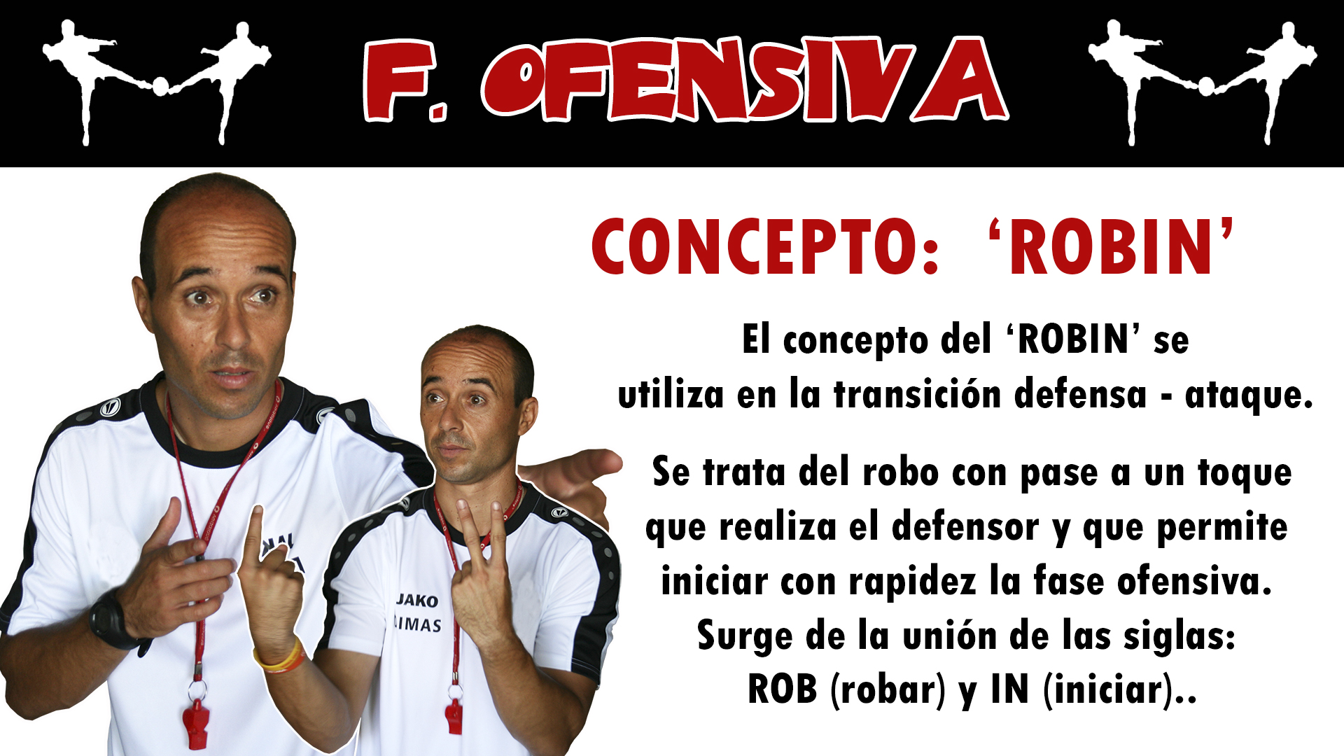 futbolcarrasco análisis táctico dimas david robin transición ataque defensa