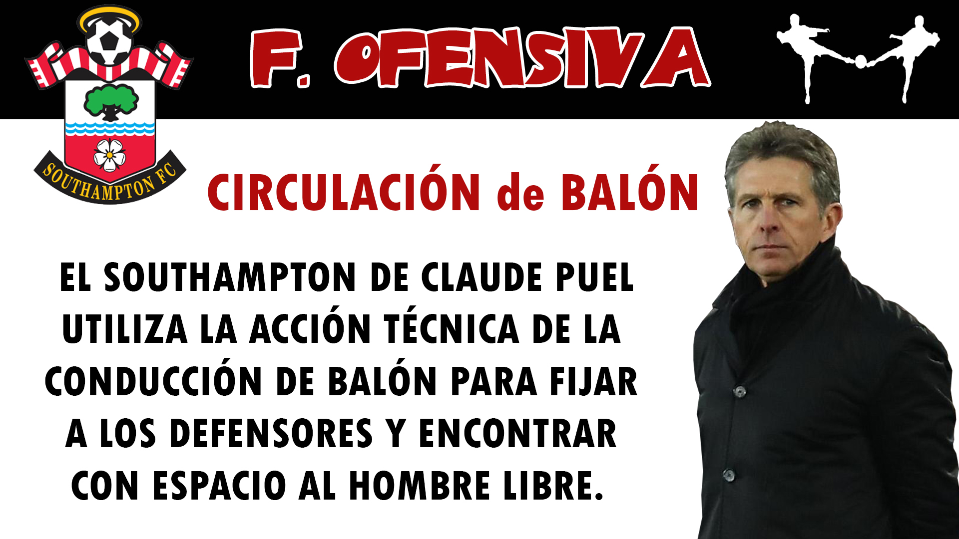 futbolcarrasco paul claude southampton FC