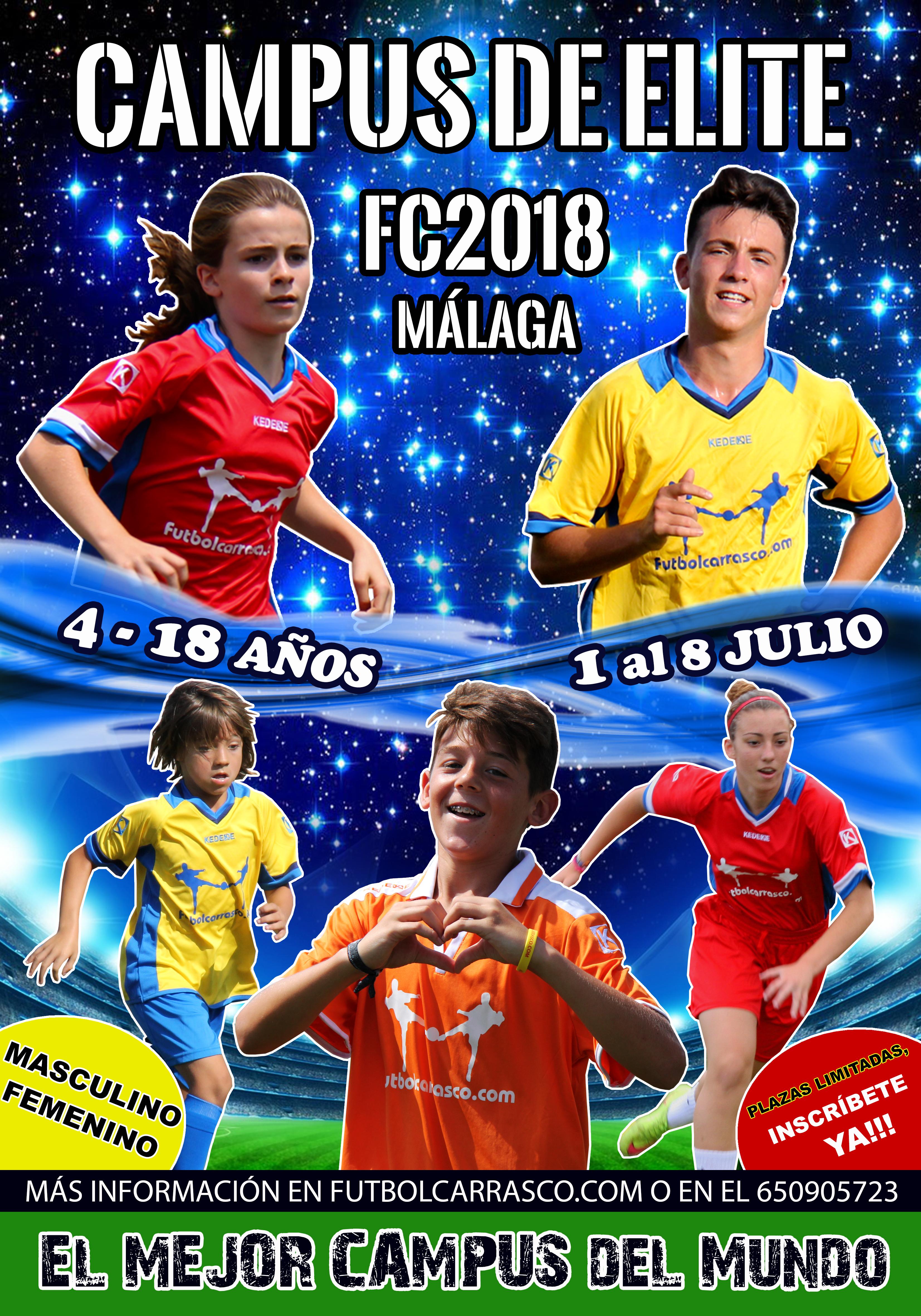 CARTEL CAMPUS FC 2018