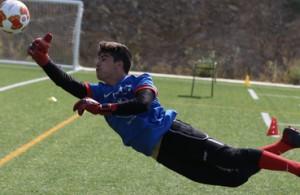 PORTERO CAMPUS FC 2019