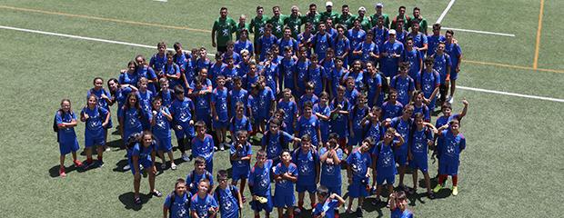 PORTEROS CAMPUS FC 2019