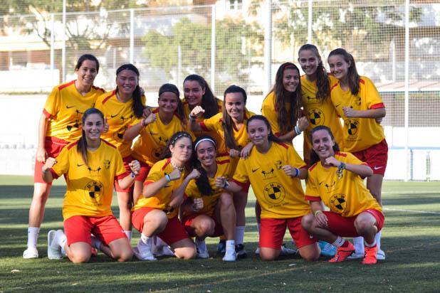 CAMPUS FC RFAF 2019 FEMENINO