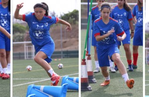 CAMPUS ÉLITE FC RFAF 2019 FEMENINO